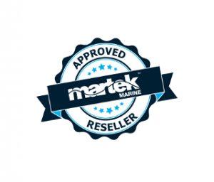 Martek company logo, ship supplies, Vanos S.A Piraeus